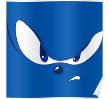 Sonic the Hedgehog - Eyes Poster