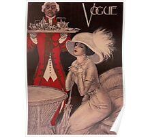 Vogue 1909 Poster
