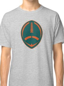 Vector Football - Dolphins Classic T-Shirt