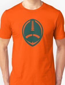 Vector Football - Dolphins T-Shirt