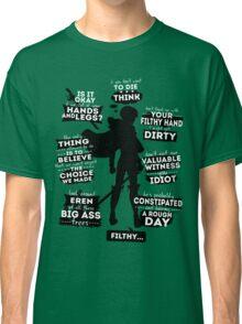 Levi quotes Classic T-Shirt