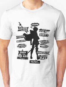 Levi quotes Unisex T-Shirt