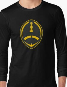 Vector Football - Steelers Long Sleeve T-Shirt