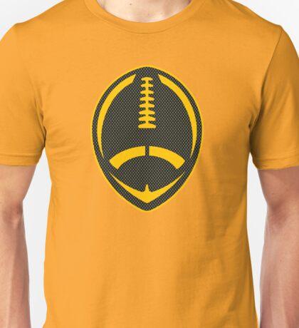 Vector Football - Steelers Unisex T-Shirt