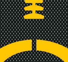 Vector Football - Steelers Sticker