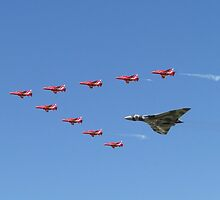 Vulcan and The Reds by Barrie Woodward