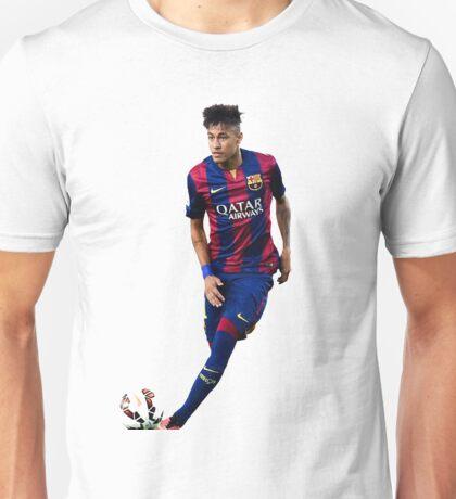 neymar, barça, barca, brasil, brazil, 10, 11, messi, n Unisex T-Shirt