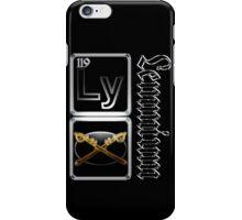 Lemmium...a heavy metal element iPhone Case/Skin
