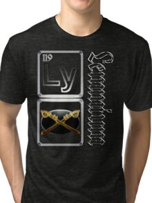 Lemmium...a heavy metal element Tri-blend T-Shirt