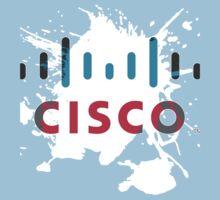 Cisco Logo White Glow by Rickmans