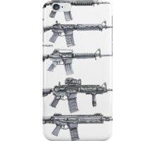 Rifle Concepts iPhone Case/Skin