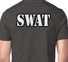 AMERICAN, SWAT, Special Weapons and Tactics Teams, Military  Unisex T-Shirt