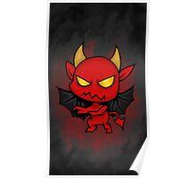 Adorable Devil Poster