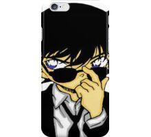 detective conan iPhone Case/Skin