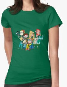 thornberrys Womens Fitted T-Shirt