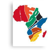African - Africa T-Shirt & Hoody Canvas Print