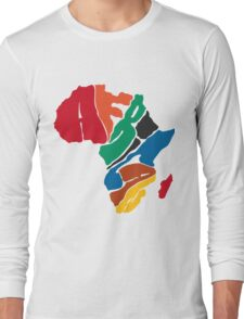 Keinage - African Long Sleeve T-Shirt