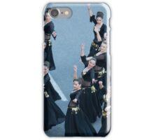 Dancing in the street iPhone Case/Skin