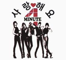 ♥♫SaRangHaeYo(Love) Hot Fabulous K-Pop Girl Group-4Minute Cool K-Pop Clothes & Phone/iPad/Laptop/MackBook Cases/Skins & Bags & Home Decor & Stationary♪♥ by Fantabulous
