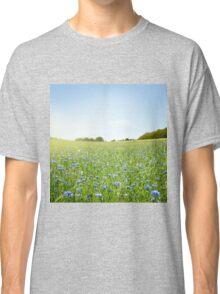 Cornflower field Classic T-Shirt