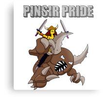 Pinsir Pride (Pokémon/Simpsons) Metal Print