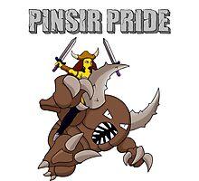 Pinsir Pride (Pokémon/Simpsons) Photographic Print