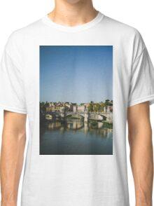 Rome and the Tiber Classic T-Shirt