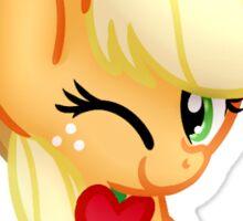 Applejack - Hearts n Hooves Sticker