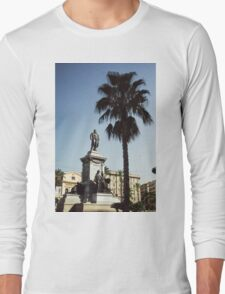 Piazza Cavour Long Sleeve T-Shirt