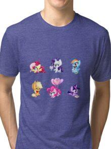Hearts n Hooves Tri-blend T-Shirt