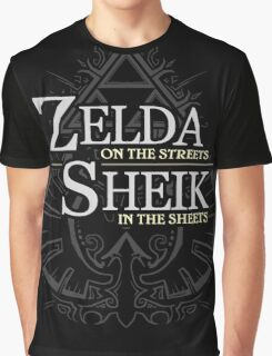 Zelda on the Streets Graphic T-Shirt