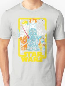 The Force Too Cute T-Shirt