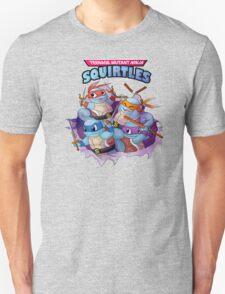 Squirtles Ninja Mutant T-Shirt