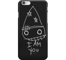 I am you - sinnart iPhone Case/Skin