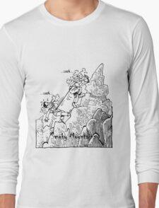 Smoky Mountains Long Sleeve T-Shirt