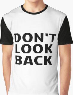 Rock Music Inspirational Dylan Card Graphic T-Shirt