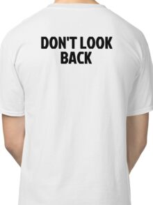 Rock Music Inspirational Dylan Classic T-Shirt