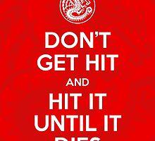 Don't Get Hit by Marokintana
