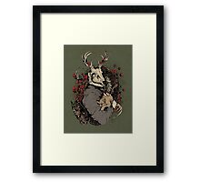 The Dragon's Daughter  Framed Print