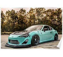 scion fr-s Poster