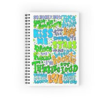 Thinking Out Loud Spiral Notebook
