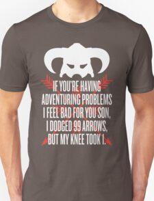99 Arrows Unisex T-Shirt