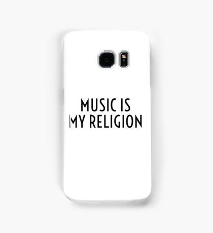 Music Party Bass Techno Samsung Galaxy Case/Skin
