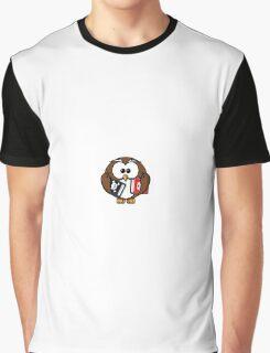 Working Bird Graphic T-Shirt