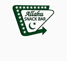 Allahu Snack Bar Unisex T-Shirt