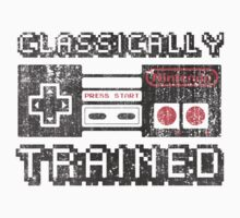 Classically Trained Kids Tee