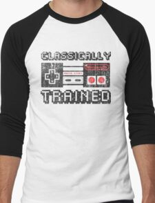 Classically Trained Men's Baseball ¾ T-Shirt