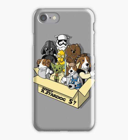 Adopt a Stardog iPhone Case/Skin