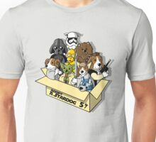 Adopt a Stardog Unisex T-Shirt