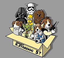 Adopt a Stardog by NemiMakeit